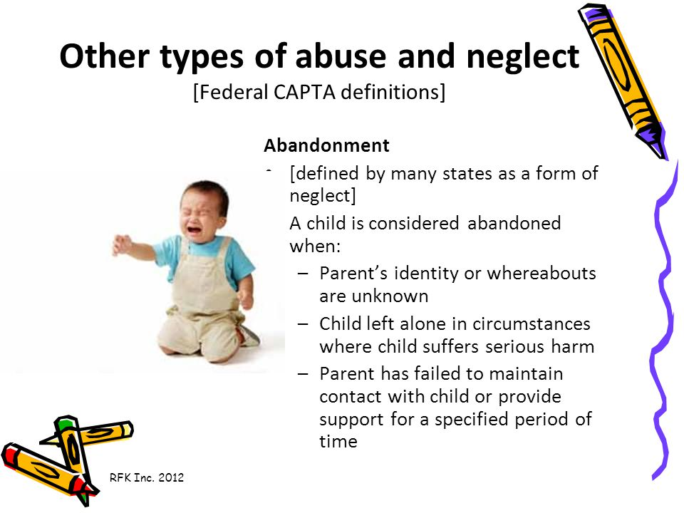 types of abuse Physical and sexual assaults, or threats to commit them, are the most apparent forms of relationship abuse or types of abuse and are usually the actions that allow others to become aware of the problem.